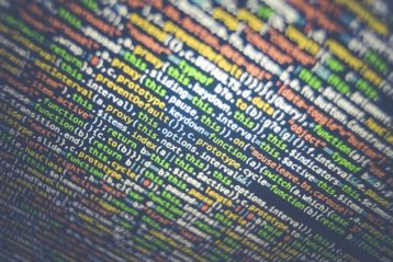 Code source informatique