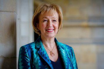 Andrea Leadsom en 2016