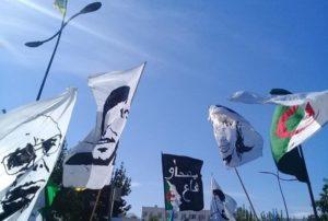 Le vendredi 13 décembre 2019, les Algériens sont massivement descendus dans la rue pour conspuer le nouveau président élu Abdelmadjid Tebboune
